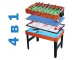 Игровой стол Santos, 4в1