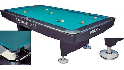 Бильярдный стол «Dynamic II» 9фт