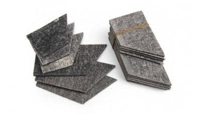 Резиновые обкладки для луз