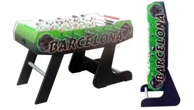 """Складной футбольный стол """"Barcelona"""""""