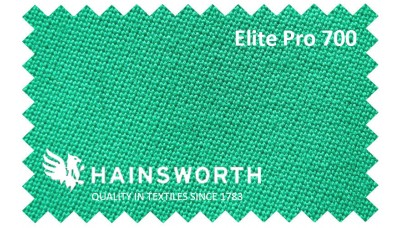 "Сукно бильярдное ""Hainsworth Elite Pro 700"""