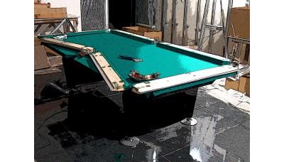 Демонтаж бильярдного стола