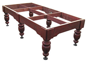 Каркас бильярдного стола